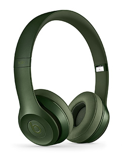 Auriculares Beats <br>Solo2 On-Ear Verde