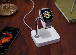 Base de carga para Apple Watch Valet de Belkin
