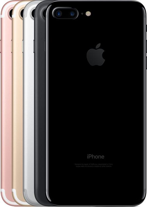 a16865de143 elige un iPhone 7 · iPhone 7 Plus